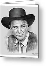 Gary Cooper Greeting Card