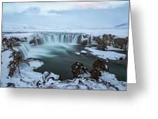 Godafoss - Iceland Greeting Card