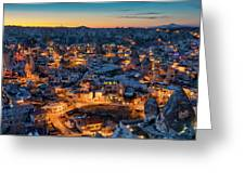 Goreme Greeting Card