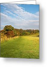 Easby To Richmond Greeting Card