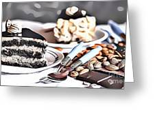 3 Eat Me Now  Greeting Card