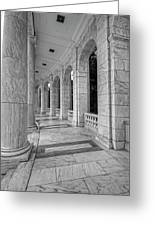 Arlington National Cemetery Memorial Amphitheater Greeting Card