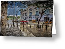 Havana Greeting Card