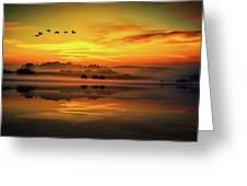Peaceful Serenity Greeting Card