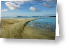 Berneray Greeting Card