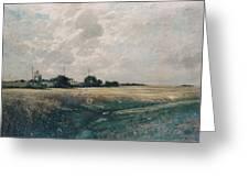 Broad Acres  Greeting Card