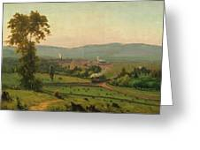 The Lackawanna Valley Greeting Card