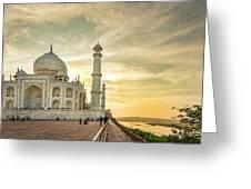 India, Uttar Pradesh Greeting Card