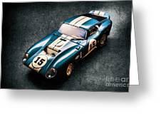 A Daytona Classic Greeting Card