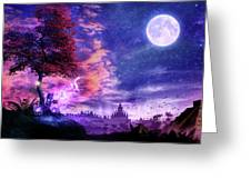 A Place For Fairy Tales Greeting Card