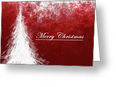 Abstract Tree2 Greeting Card