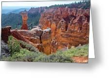 Agua Canyon - Bryce Canyon - Utah Greeting Card