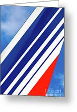 Air France 777 1 Greeting Card