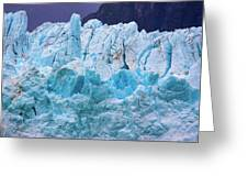 Alaskan Blue Greeting Card