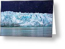 Alaskan Glacier Greeting Card
