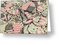 Americana Audio Greeting Card