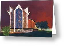 Anniversary Chapel Greeting Card