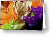April Memories Greeting Card