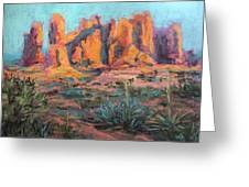 Arches National Park II Greeting Card