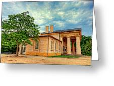 Arlington House Greeting Card