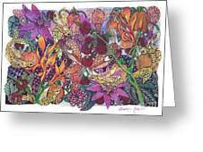 Armadillo Dreams Greeting Card