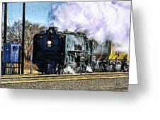 Up 844 Movin' On - Artistic Greeting Card