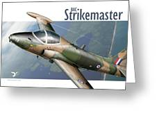 Strikemaster Greeting Card