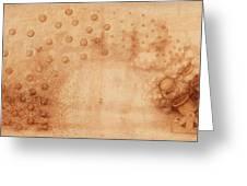Atlantic Codex - Codex Atlanticus, F 33 Recto Greeting Card