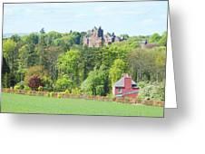 Ayton Castle Greeting Card