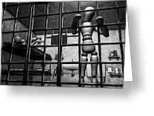 Bail Denied  Greeting Card