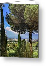 Barberini View Greeting Card