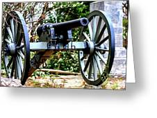 Battery D, Fifth United States Artillery Greeting Card