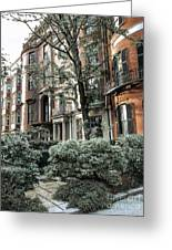 Beacon Hill Greeting Card