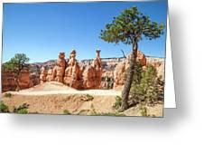 Beautiful Bryce Canyon Greeting Card