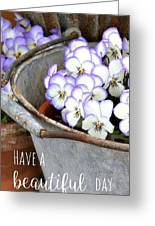 Beautiful Day Greeting Card