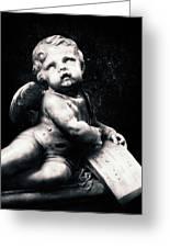 Berceuse Greeting Card