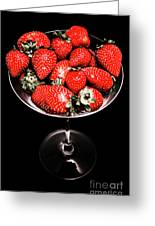 Berry Tonic Greeting Card