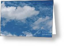 Big Sky, Little Bird Greeting Card