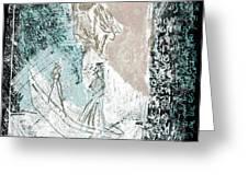 Black Ivory Issue 1b29a Greeting Card