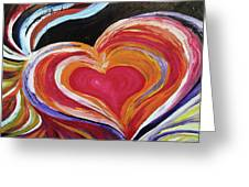 Black Love Is . . . Greeting Card