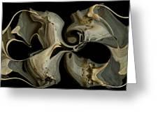 Bone Garden Greeting Card
