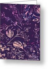 Botanical Branching Greeting Card