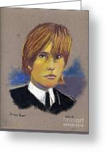 Brian Jones Greeting Card