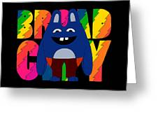 Broad City Greeting Card