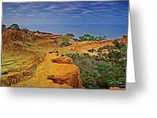 Broken Hill Panoramic II Greeting Card