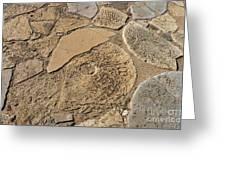 Broken Millstones Greeting Card