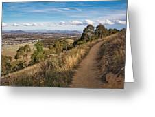 Canberra Centenary Trail - Australia Greeting Card