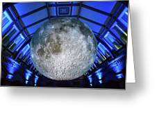 Capture The Moon Greeting Card