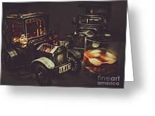 Car Club Greeting Card