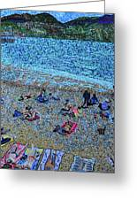 Cassis, France Greeting Card